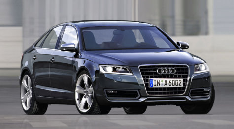 New A6