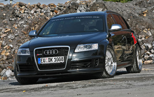 Audi RS6 by DKR Tuning