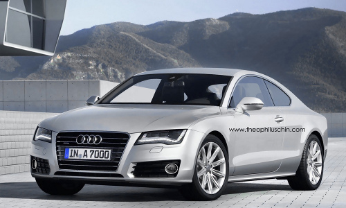 Audi A7 Coupe